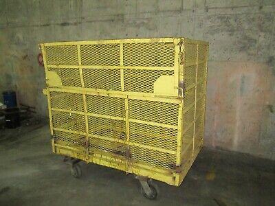 Heavy Duty Carts Industrial Material Handling