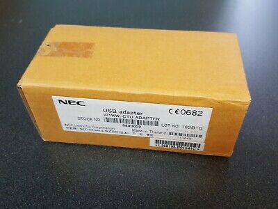Nec Usb Adapter For Tapi 1.0 Ip1ww-ctu Adapter 0890059  New