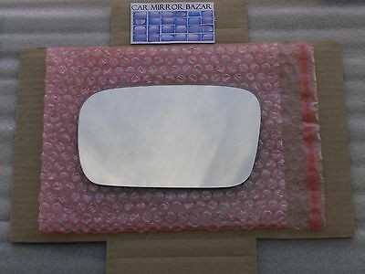 LF135 NON-BLUE Replacement Mirror Glass for 04-06 Acura TL Driver Side View - Acura Tl Replacement Driver