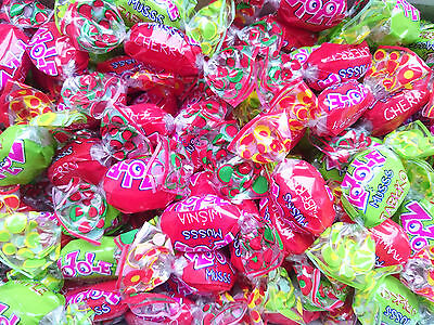 ZOZOLE MUSSS Strawberry, Apple & Cherry Mix Fizzy Filling Bulk Candy Sweets (Candy Apple Mix)