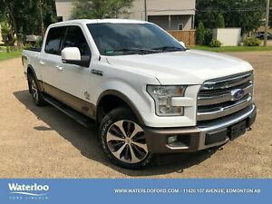 2017 Ford F-150 King Ranch SuperCrew 145   Remote Start   Moonro