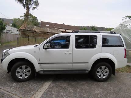 Nissan Pathfinder 2.5l Diesel 2005 - 11 Months Rego