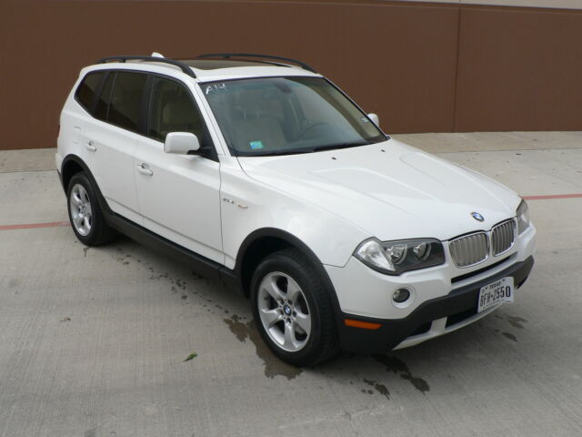 Image 1 of BMW: X3 AWD 4dr 3.0s…