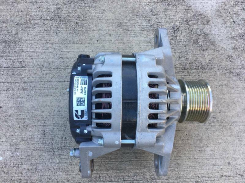 *NEW* Alternator for Delco 24SI, Cummins 24V 70A | Truck Parts