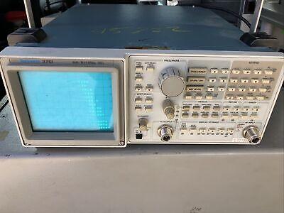 Tektronix Spectrum Analyzer 2712