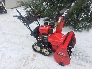 Wanted Honda Snowblower Any Model Call Text Or Email!
