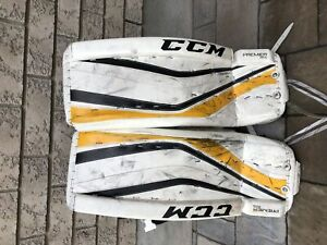 Ccm 26 1 Goalie Pads | Kijiji - Buy, Sell & Save with