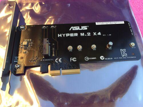 ASUS HYPER M.2 X4 ACCESSORY ORIGINAL ONE