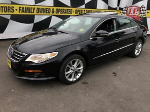 2012 Volkswagen PASSAT CC Sportline, Automatic, Leather, Sunroof