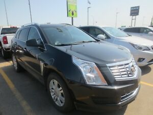 2013 Cadillac SRX Luxury Collection AWD, HEATED LEATHER, SUNR...