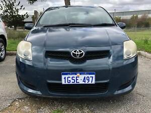 2008 Toyota Corolla 5 Door Hatchback, ASCENT ZRE152R,4 Speed Automatic Welshpool Canning Area Preview