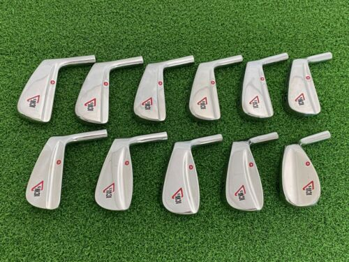 NEW TaylorMade Golf ICW5 Iron Set 1-PW SW *HEADS ONLY* Right Handed 1991-93 NOS