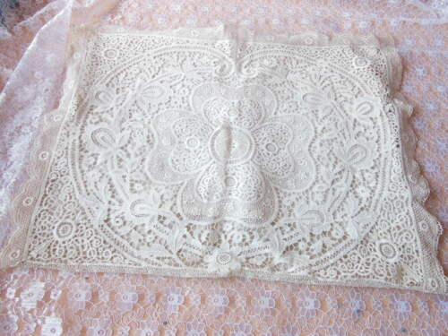 Antique Lace Pillow/Cushion Case