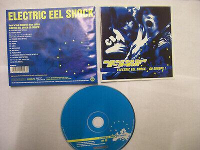 ELECTRIC EEL SHOCK Go Europe! – 2004 UK CD – Garage Rock, Punk – BARGAIN!