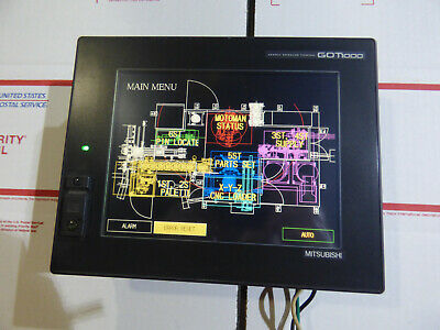 Mitsubishi Got1000 Gt1565-vtba Hmi