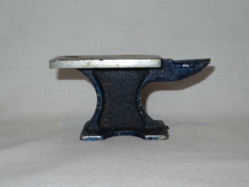 "5-1/2"" Jewelers or Blacksmith Mini Anvil Globemaster #59720 Cast Iron Japan"