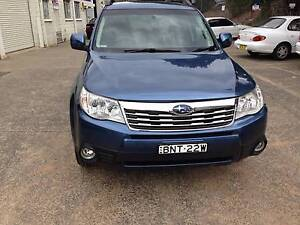 2010 CHEAP SUBARU AUTOMATIC FORESTER Thornleigh Hornsby Area Preview