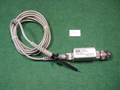 Hp 10433a O-scope Probe 101 10mohm 10 Pf - Tested - Probe Only