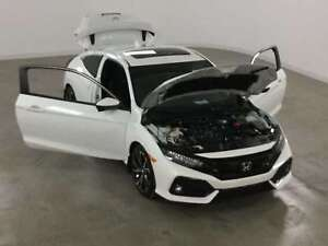 2018 Honda Civic Coupe Si GPS*Cuir*Toit Ouvrant*Camera Recul*