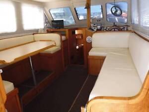 37 Ft  Northshore live aboard cruiser