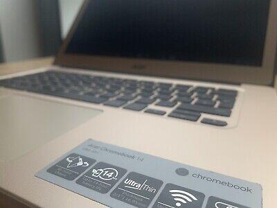 Acer Chromebook 14 CB3-431 14inch Intel Celeron N3060 2GB RAM 32GB eMMC 1.6 GHz