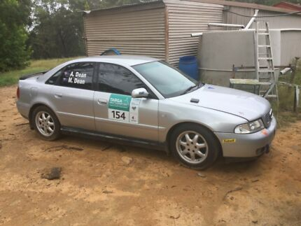 Audi A4 Quattro Rally Car Lithgow Lithgow Area Preview