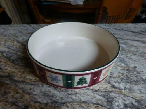 Pfaltzgraff Christmas Baking Dish, Great Shape!
