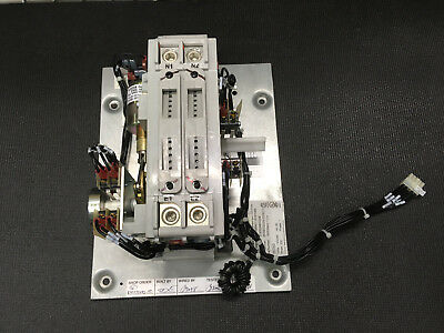 Ge Zenith 2 Pole 240v 200 Amp Ztx Series Automatic Transfer Switch Contactor