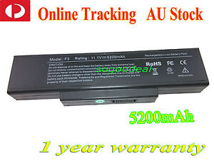 Laptop Battery For ASUS M51Vr M51A M51Kr M51Se M51Sn M51Sr M51Va A32-F3 A32-F2