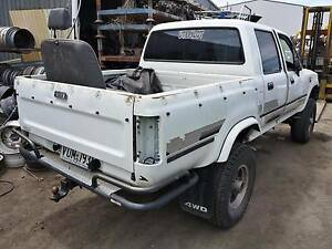 Wrecking 1995 #Toyota #Hilux SR5 RN106R Dual Cab #Ute Manual #4WD Port Adelaide Port Adelaide Area Preview