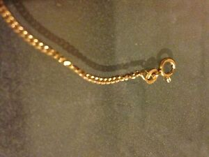 18Kt GOLD CHAIN (OBO)