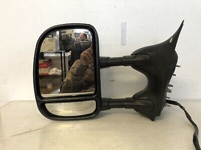 2002 2003 2004 2005 2006 2007 Ford F250 Door Mirror Left LH Driver OEM J63
