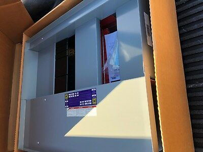 Square D Hcp14504 Circuit Breaker Panelboard Interior I Line 400 Amp New In Box