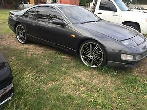 1991 Nissan 300 Coupe v6 twin turbo North Ward Townsville City Preview