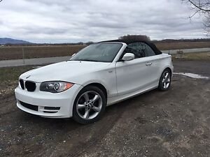 BMW convertible 128i- 2011