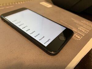 Black iPhone 8 64GB