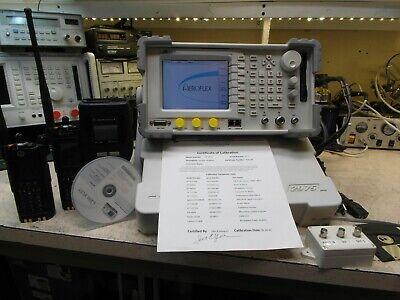Aeroflex Ifr 2975 Communications Service Monitor Spectrum Analyzer P25 Loaded