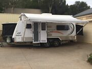 Jayco 2012 Expanda 17.56.2  Outback Shower/Toilet Tea Tree Gully Tea Tree Gully Area Preview