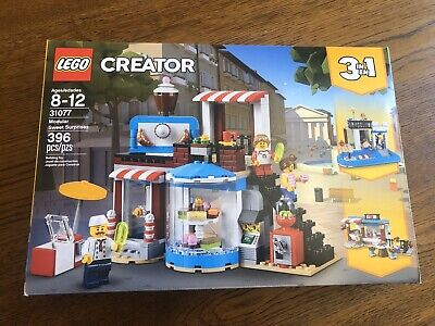 LEGO Creator 3-in-1 Modular Sweet Surprises 31077 Cake Shop RETIRED NEW SEALED