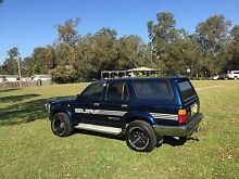 1992 Toyota Hilux surf ssrg 2.8 litre turbo diesel full respray Chittaway Point Wyong Area Preview