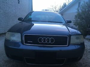 2004 AUDI A6 **FULLY LOADED**