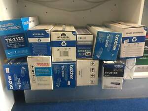 LOADS OF PRINTER TONERS @ $25 each CLEARANCE SALE!! Northcote Darebin Area Preview