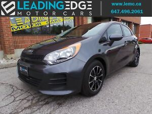 2016 Kia Rio LX+ ECO New RTX Rims And New Tires!