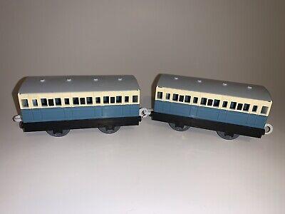 THOMAS Train Trackmaster Gordon's Blue Express Passenger Coach 2006