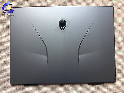 New For Dell Alienware M11X R1 R2 R3 Lcd Back Cover Silver...