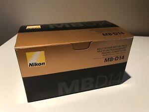 Nikon MB-D14 vertical grip for D600/D610 cameras