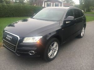 2014 Audi Q5 TDI Technik S LINE PANORAMIC ROOF!!!!