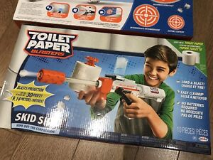 Toilet Paper Blaster - 2 Available