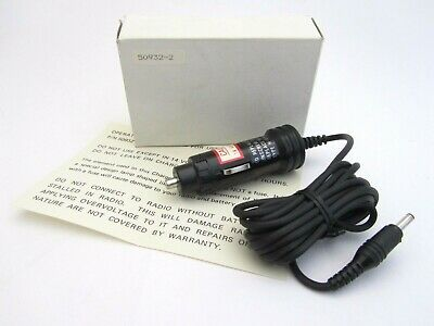 Narco Radio Cigarette Lighter Charger Adapter 50932-0002 Alt P/N 50932-2