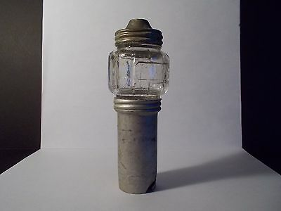 Antique - Seed Filter Company - Puritis Glass Water Filter - Odd Piece